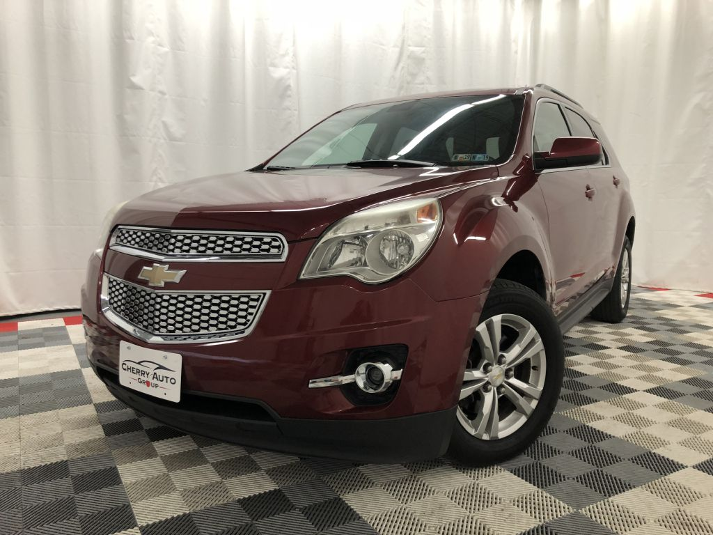 2011 CHEVROLET EQUINOX LT AWD LT for sale at Cherry Auto Group