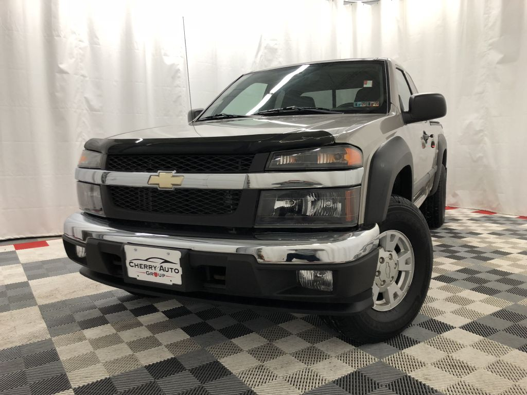 2004 CHEVROLET COLORAD Z71 4WD Z71