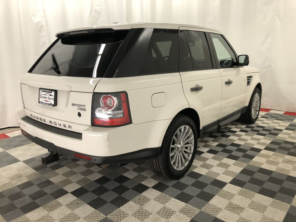 2010 LAND ROVER RANGE ROVER SPO HSE for sale at Cherry Auto Group