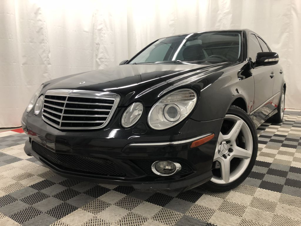 2009 MERCEDES-BENZ E-CLASS 4MATIC E350 4MATIC for sale at Cherry Auto Group