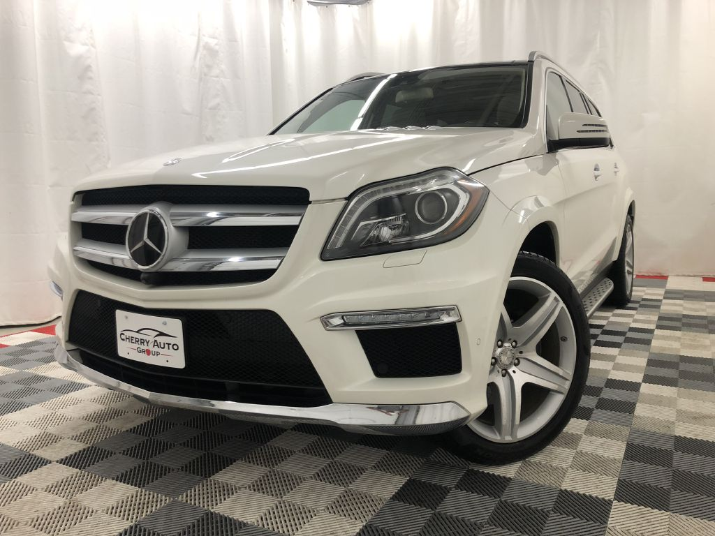 2013 MERCEDES-BENZ GL 550 4MATIC 550 4MATIC for sale at Cherry Auto Group