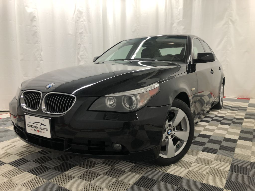 2007 BMW 530 XI AWD XI for sale at Cherry Auto Group