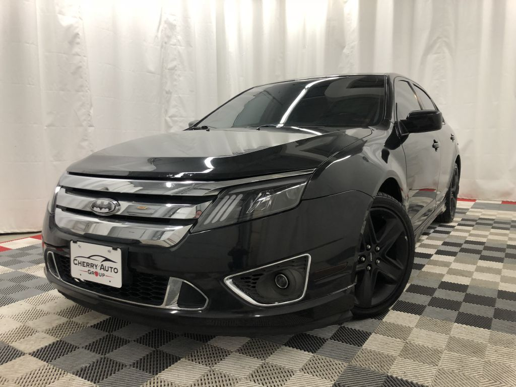 2010 FORD FUSION SPORT SE SPORT for sale at Cherry Auto Group