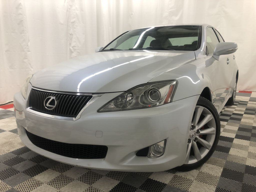 2010 LEXUS IS 250  AWD 250 for sale at Cherry Auto Group