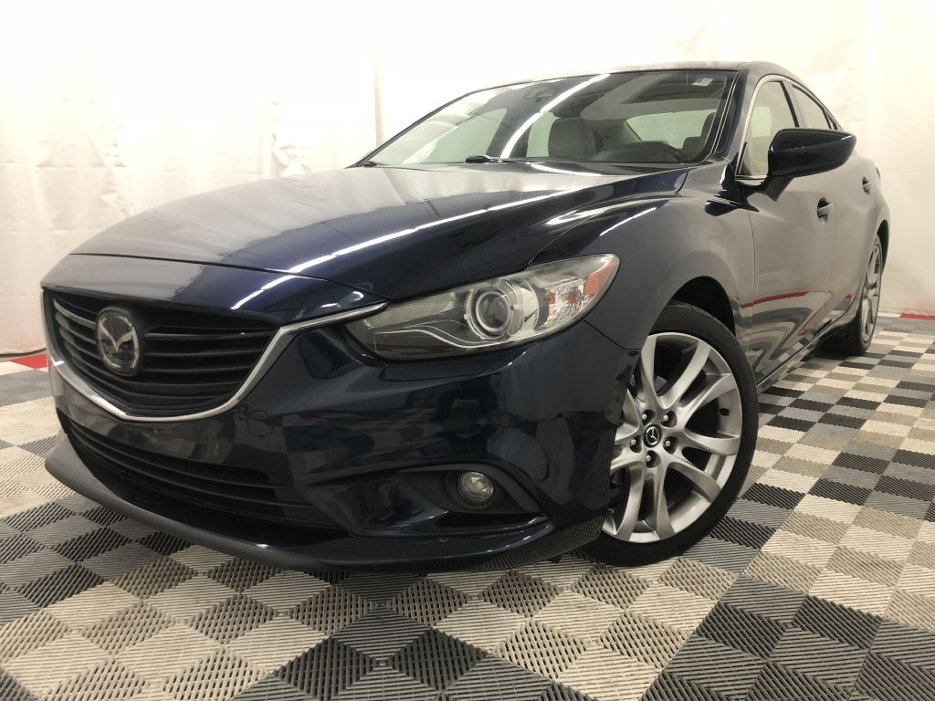 2015 MAZDA 6 GRAND TOURING for sale at Cherry Auto Group