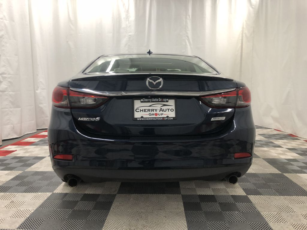 2015 MAZDA 6 GRAND TOURING SEDAN for sale at Cherry Auto Group