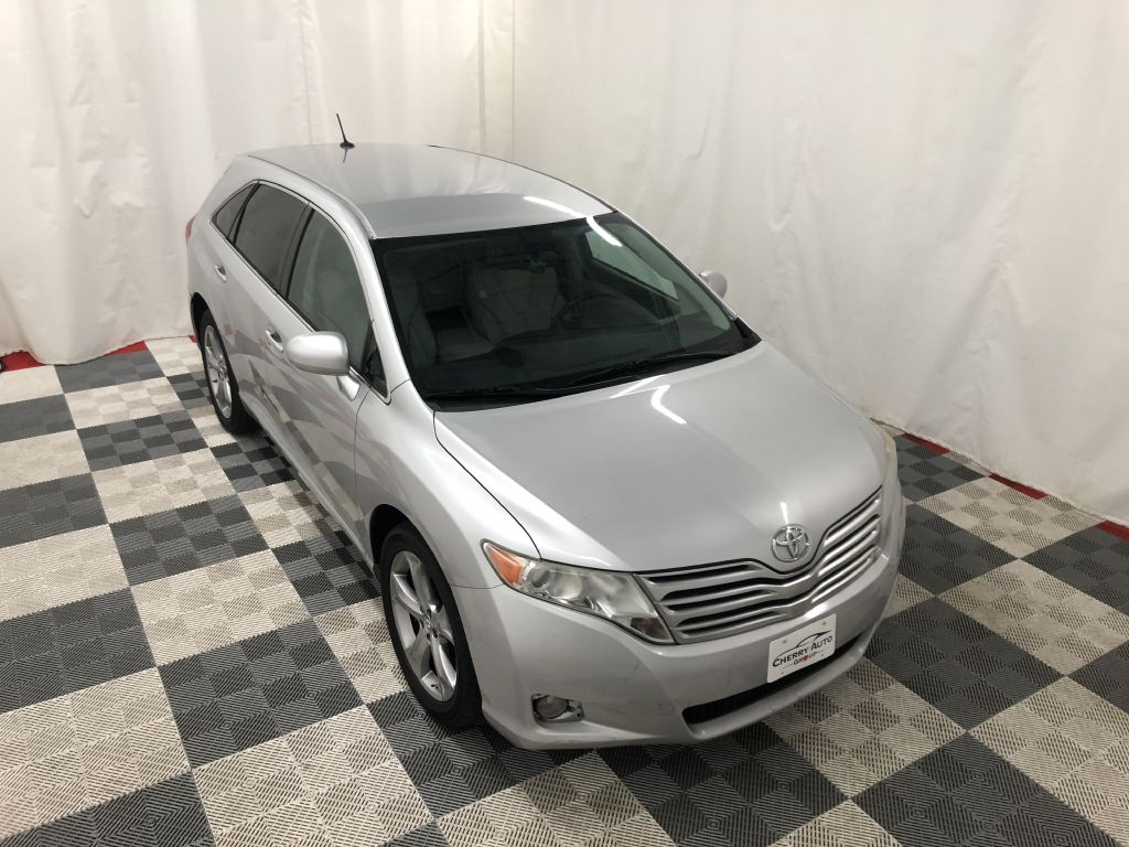 2009 TOYOTA VENZA AWD AWD for sale at Cherry Auto Group