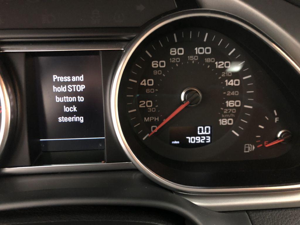 2014 AUDI PREMIUM PLUS Q7 QUATTRO PREMIUM PLUS for sale at Cherry Auto Group