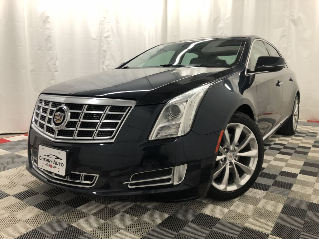 2013 CADILLAC XTS AWD PREMIUM COLLECTION for sale at Cherry Auto Group