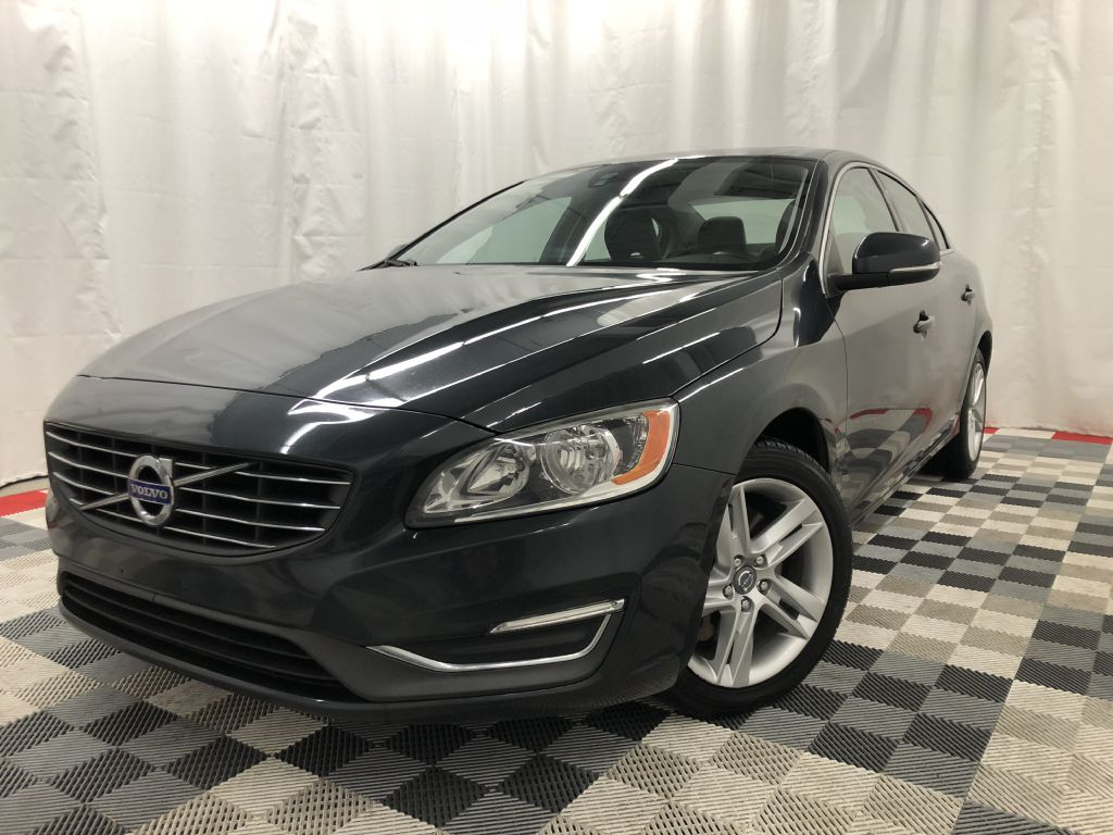 2015 VOLVO S60 AWD PREMIER PREMIER for sale at Cherry Auto Group