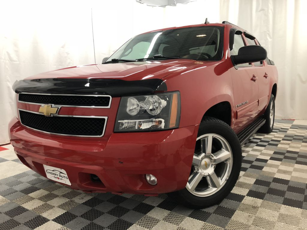 2009 CHEVROLET AVALANCHE 4WD 1500 LT for sale at Cherry Auto Group