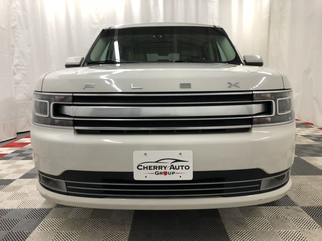 2013 FORD FLEX AWD LIMITED for sale at Cherry Auto Group