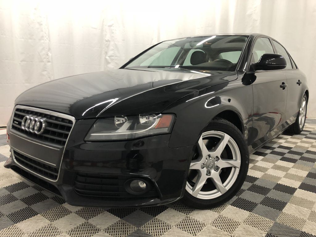 2009 AUDI A4 2.0T QUATTRO for sale at Cherry Auto Group