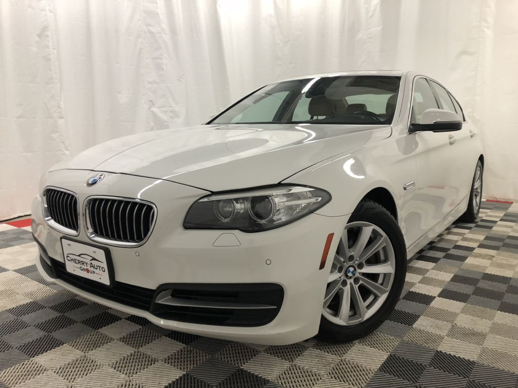 2014 BMW 528 XI AWD XI LUXURY for sale at Cherry Auto Group