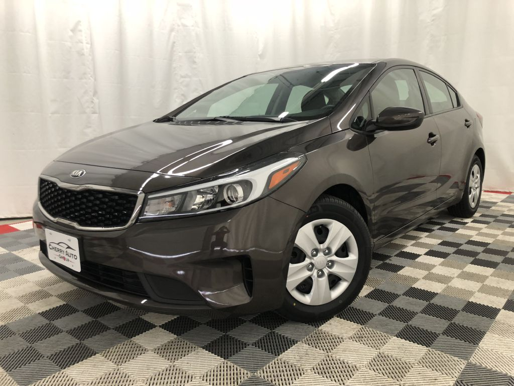 2017 KIA FORTE LX for sale at Cherry Auto Group