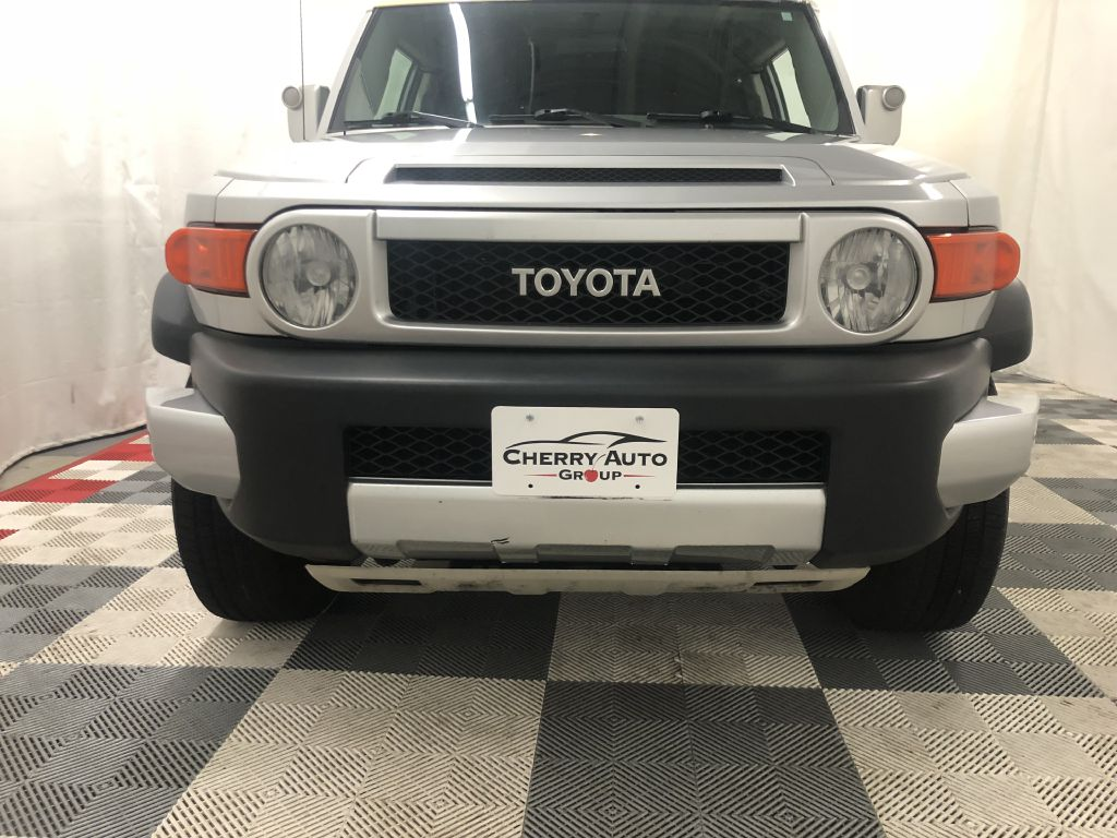 2008 TOYOTA FJ CRUISER  for sale at Cherry Auto Group