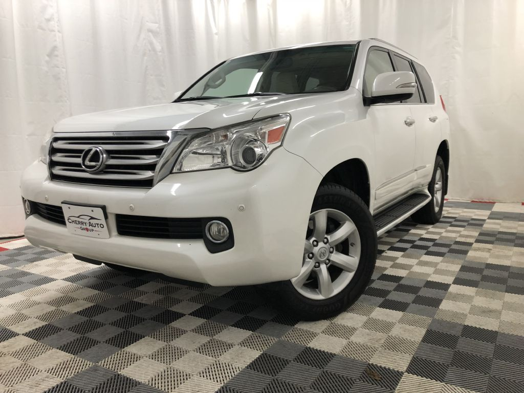 2013 LEXUS GX 460 460 for sale at Cherry Auto Group