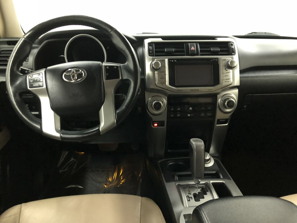 2012 TOYOTA 4RUNNER LIMITED SR5 4WD for sale at Cherry Auto Group
