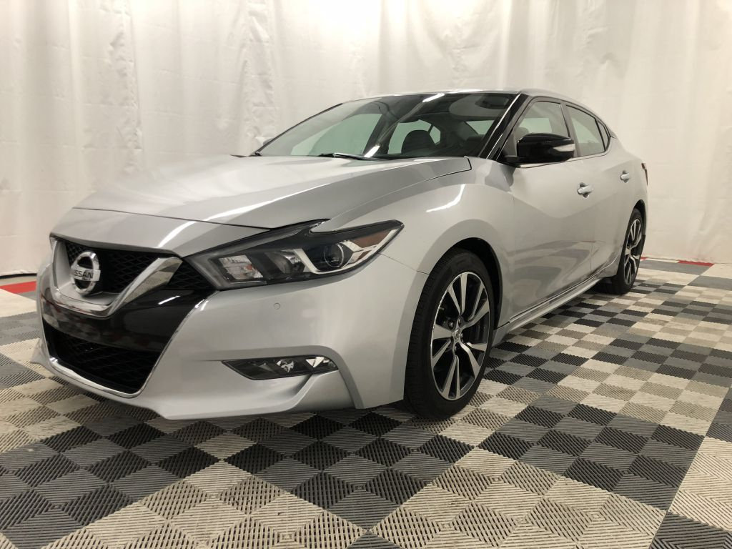 2017 NISSAN MAXIMA SV 3.5 SV for sale at Cherry Auto Group