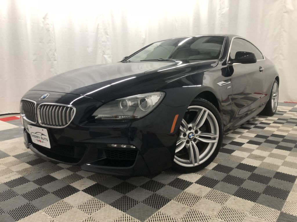 2012 BMW 650 M  SPORT XI for sale at Cherry Auto Group