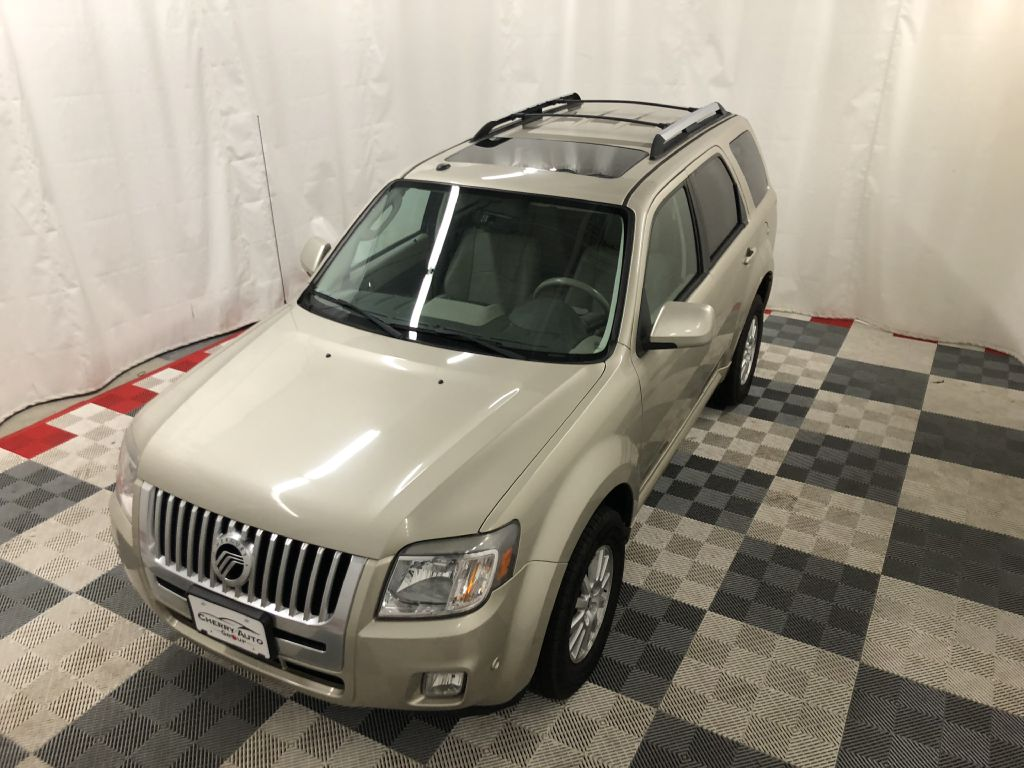 2010 MERCURY MARINER PREMIER AWD
