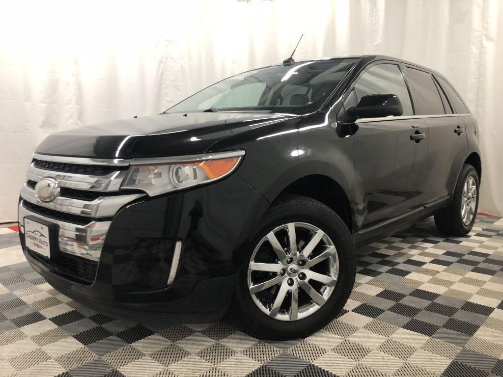 2011 FORD EDGE LIMITED AWD for sale at Cherry Auto Group