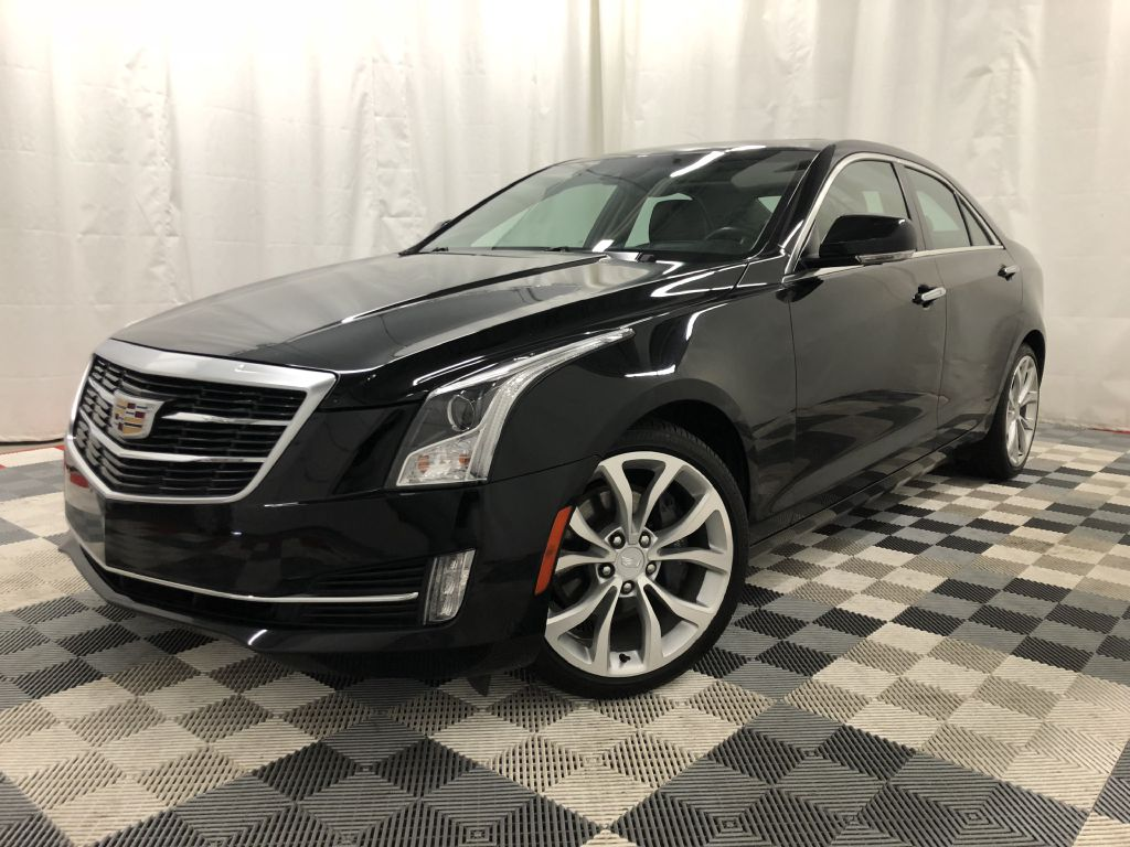 2016 CADILLAC ATS 4 AWD PREMIUM for sale at Cherry Auto Group