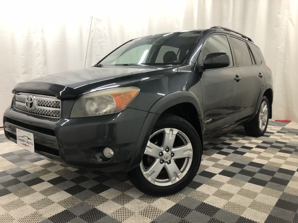 2007 TOYOTA RAV4 4WD SPORT for sale at Cherry Auto Group