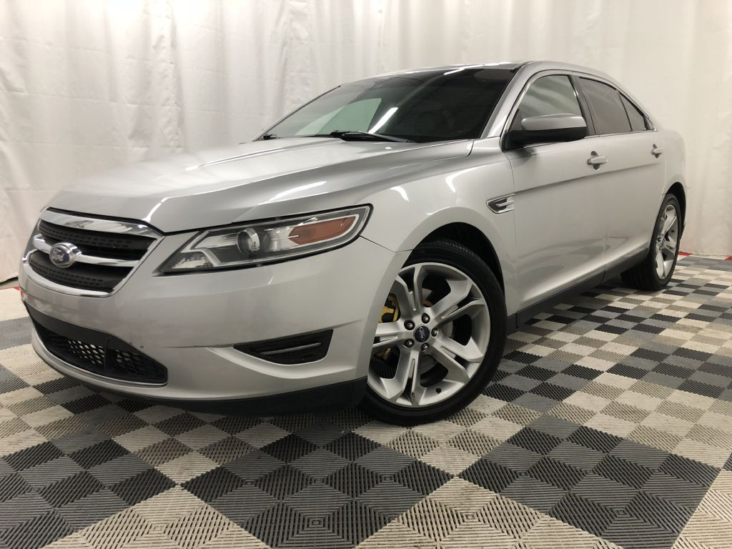 2012 FORD TAURUS SHO AWD for sale at Cherry Auto Group