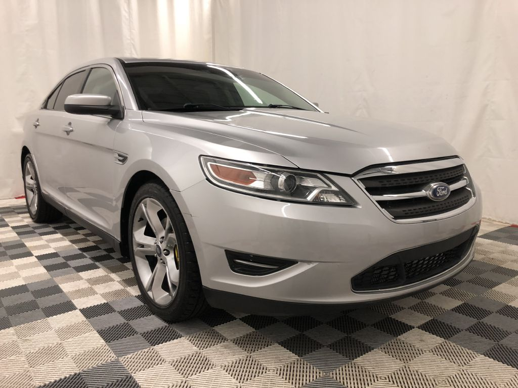 2012 FORD TAURUS SHO AWD AWD for sale at Cherry Auto Group