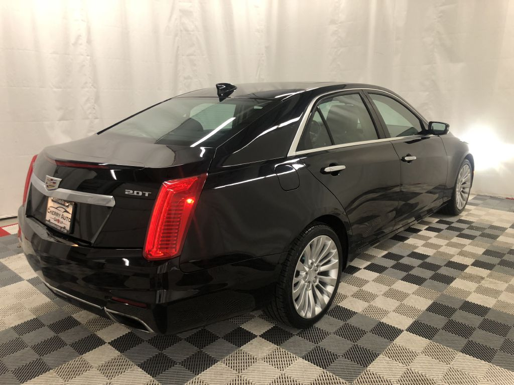 2016 CADILLAC CTS4 AWD LUXURY COLLECTION for sale at Cherry Auto Group
