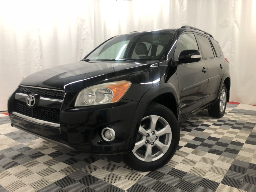 2010 TOYOTA RAV4 AWD LIMITED