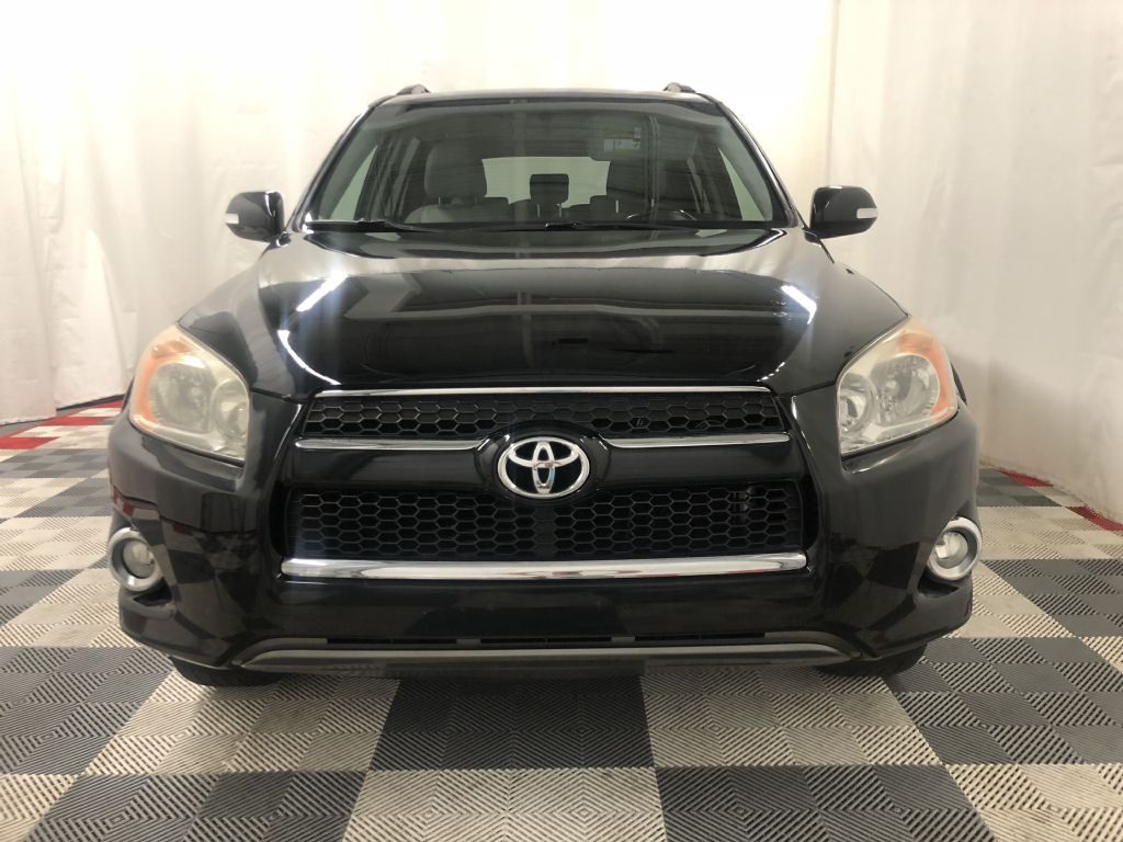 2010 TOYOTA RAV4 AWD LIMITED for sale at Cherry Auto Group