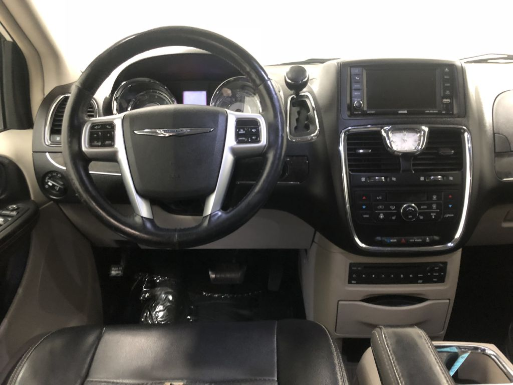 2012 CHRYSLER TOWN & COUNTRY TOURING L for sale at Cherry Auto Group