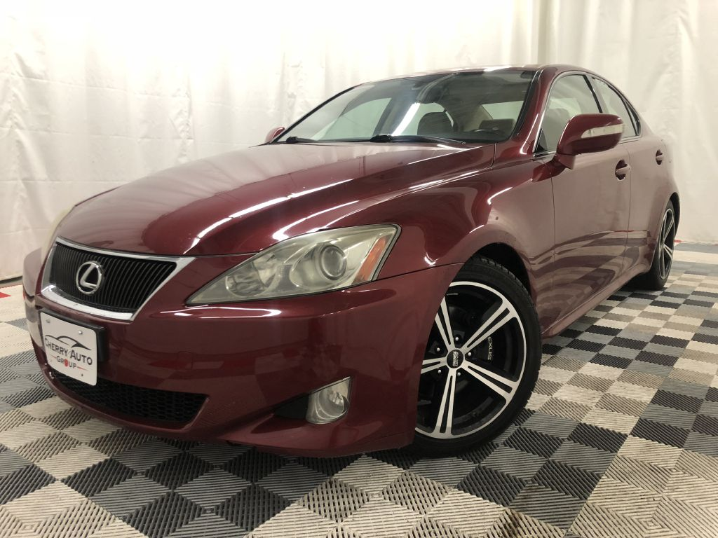 2008 LEXUS 250 AWD IS 250 for sale at Cherry Auto Group