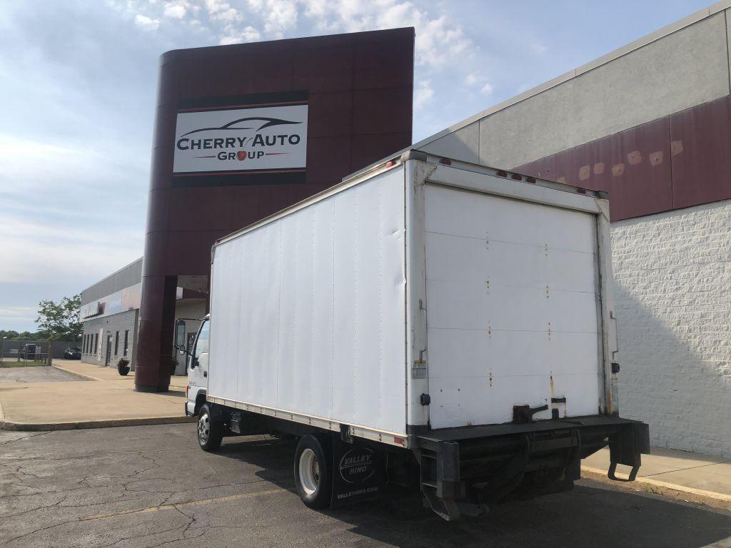 2005 ISUZU DIESEL NPR DIESEL BOX BOX TRUCK for sale at Cherry Auto Group