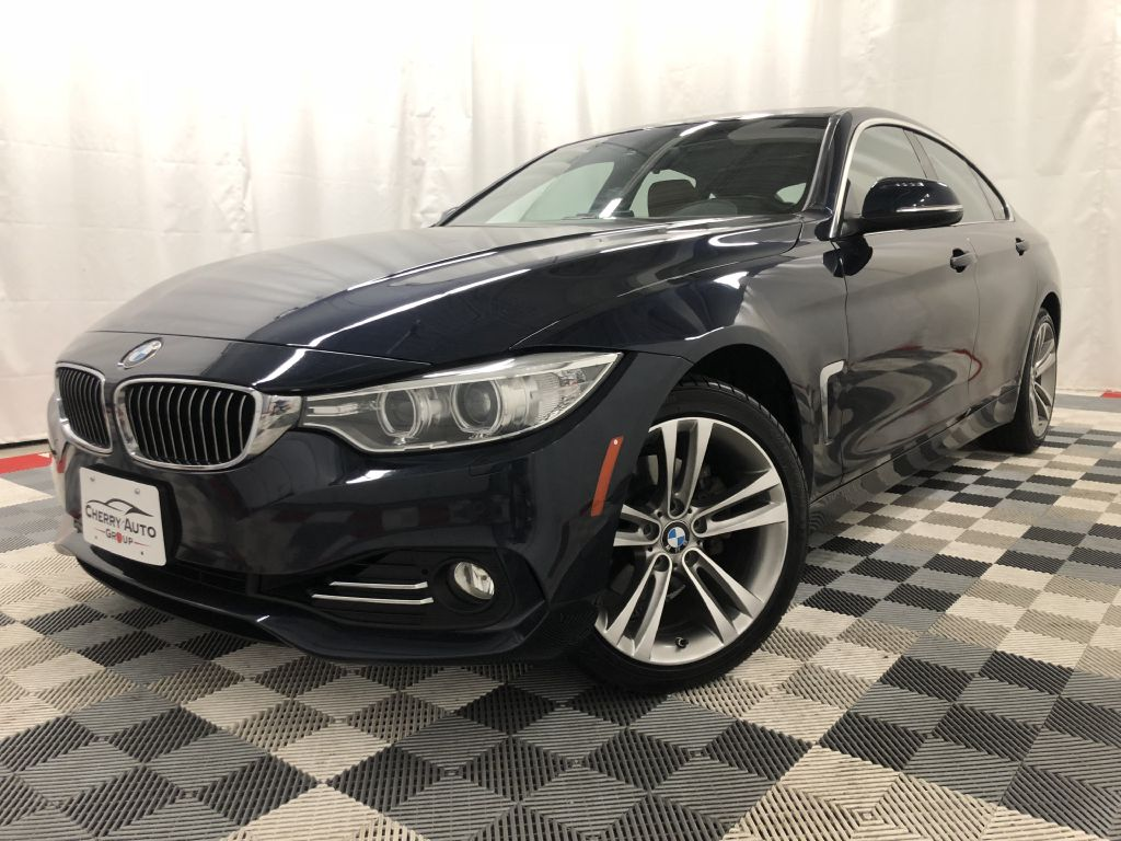 2017 BMW 430 XI  SPORT GRAN COUPE for sale at Cherry Auto Group