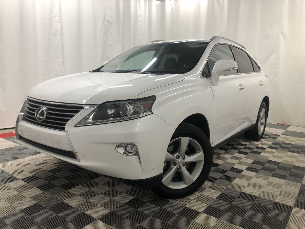 2015 LEXUS RX 350 SPORT 350 SPORT AWD for sale at Cherry Auto Group