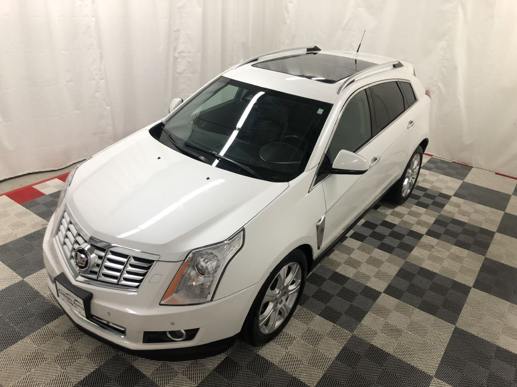 2014 CADILLAC SRX4 AWD PREMIUM COLLECTION for sale at Cherry Auto Group