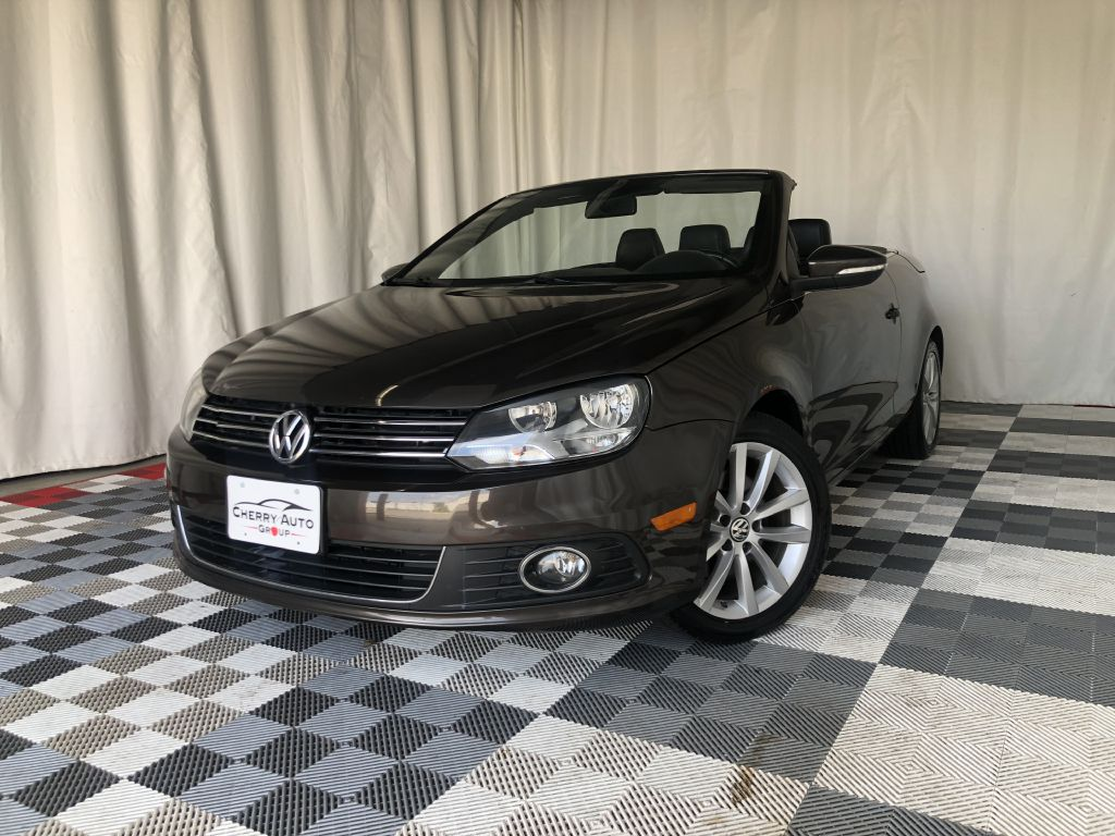 2012 VOLKSWAGEN EOS KOMFORT for sale at Cherry Auto Group