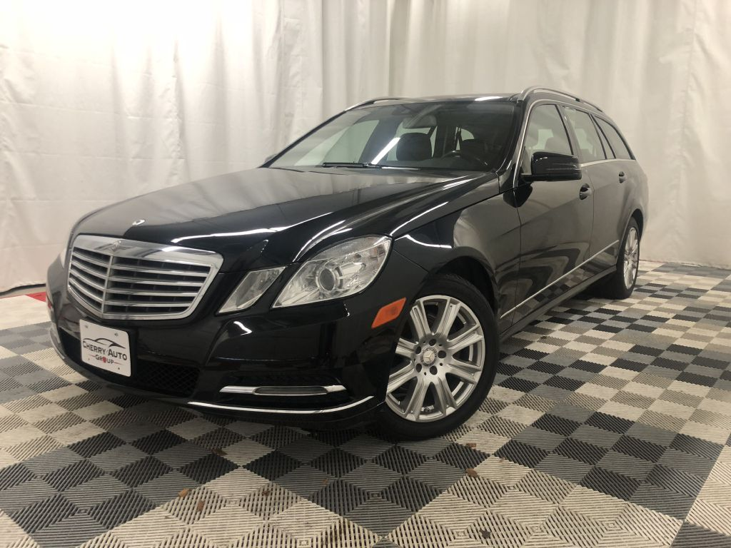 2013 MERCEDES-BENZ SPORT WAGEN E350 4MATIC for sale at Cherry Auto Group