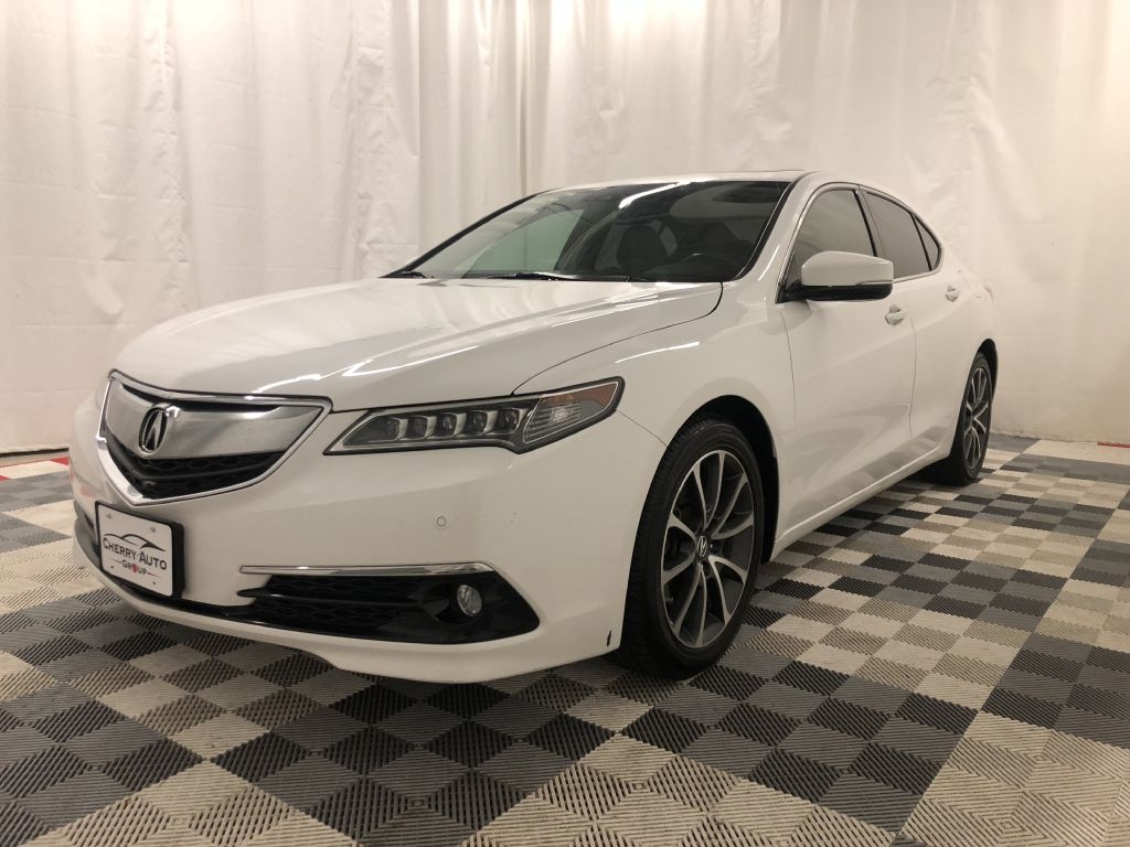 2016 ACURA TLX ADVANCE ADVANCE for sale at Cherry Auto Group
