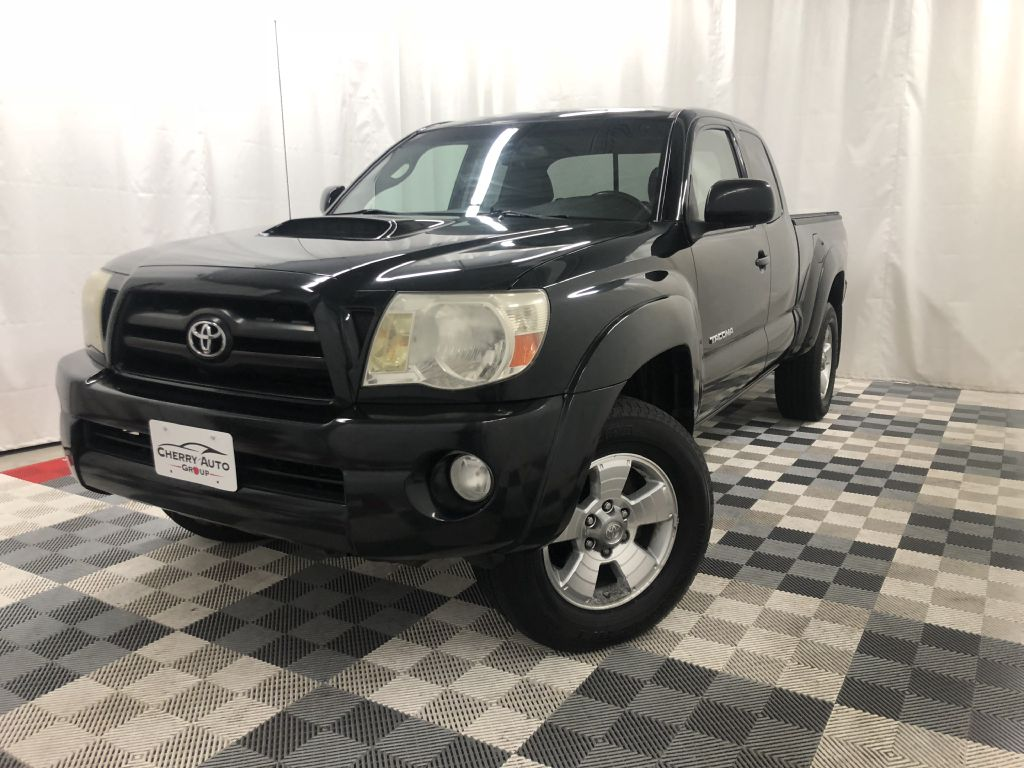 2007 TOYOTA TACOMA 4X4 TRD ACCESS CAB for sale at Cherry Auto Group