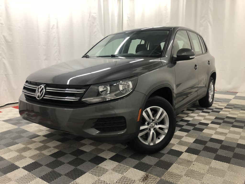 2014 VOLKSWAGEN TIGUAN 4 MOTION S TSI for sale at Cherry Auto Group