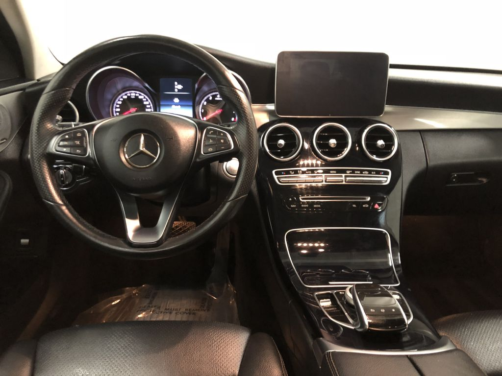 2015 MERCEDES-BENZ C-CLASS 4MATIC C300 for sale at Cherry Auto Group