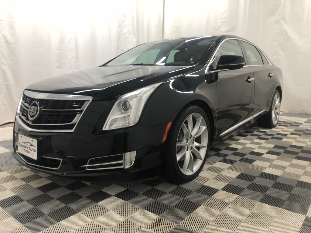 2014 CADILLAC XTS4 V SPORT  PREMIUM for sale at Cherry Auto Group