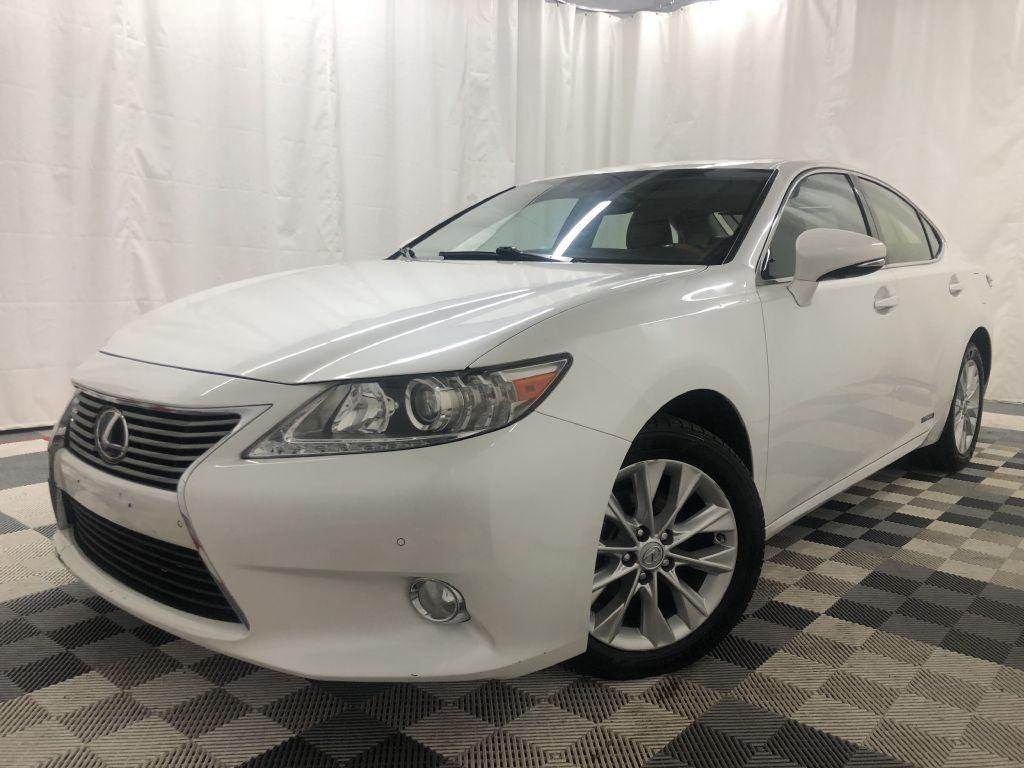 2013 LEXUS ES 300 HYBRID SPORT SEDAN for sale at Cherry Auto Group