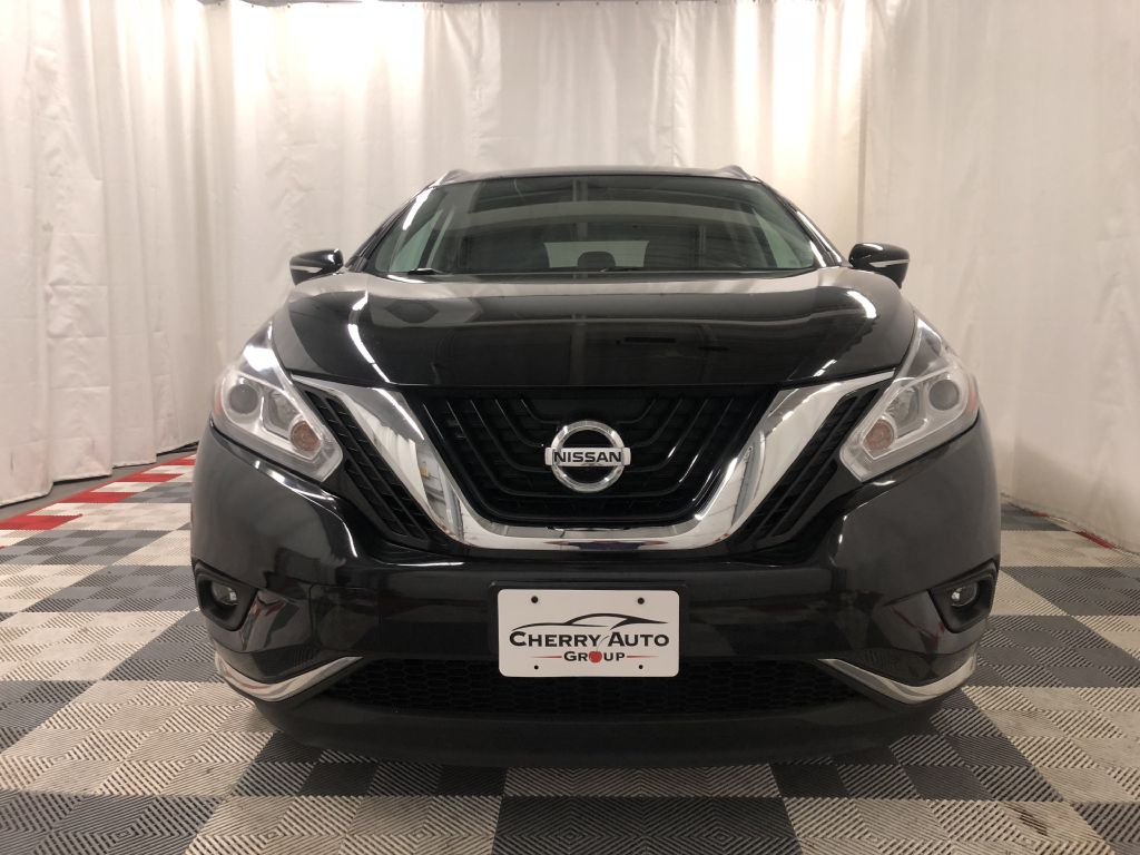 2015 NISSAN MURANO SL AWD SL for sale at Cherry Auto Group