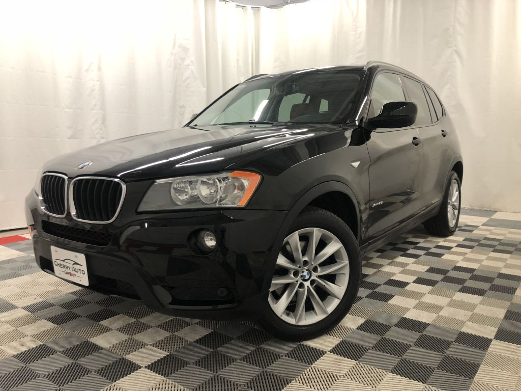 2013 BMW X3 XDRIVE28I for sale at Cherry Auto Group