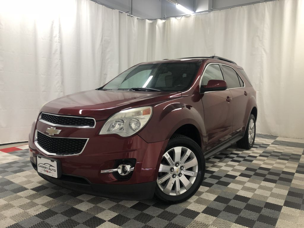 2010 CHEVROLET EQUINOX LT2 SUV for sale at Cherry Auto Group